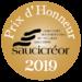 SAUCICREOR PRIX D HONNEUR 2019