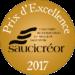 Médaille Prix d'Excellence 2017 - Salaisons du Val d'Allier